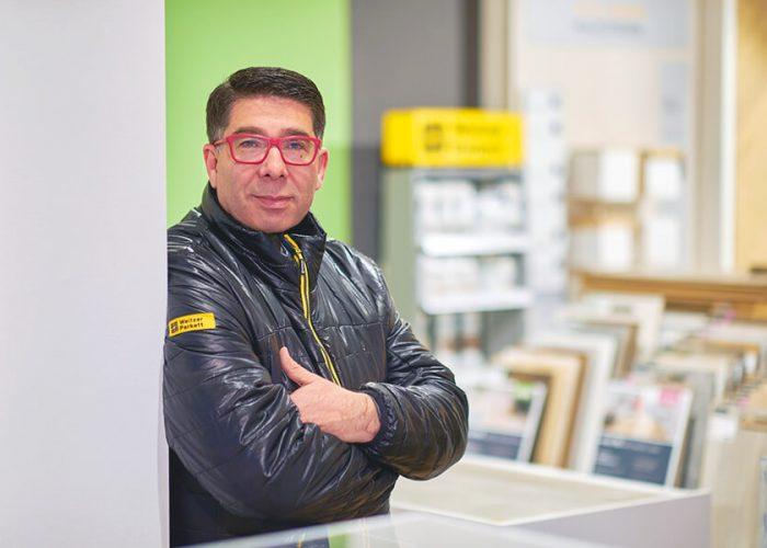 Vincenzo Di Carlo Foto - Parkett- und Fußbodentechnik